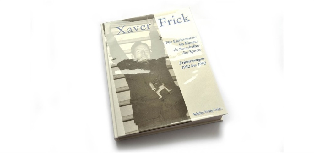 Xaver Frick - Erinnerungen 1932 - 1992